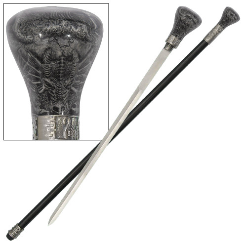 The Demon Web Feet Acrylic Cane Sword