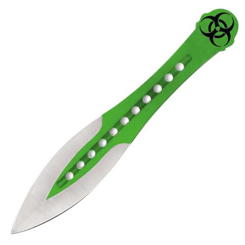 Cyanide Throwing Knife Set
