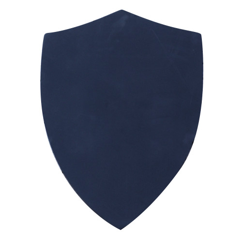 Customizable Blank Black Foam LARP Shield