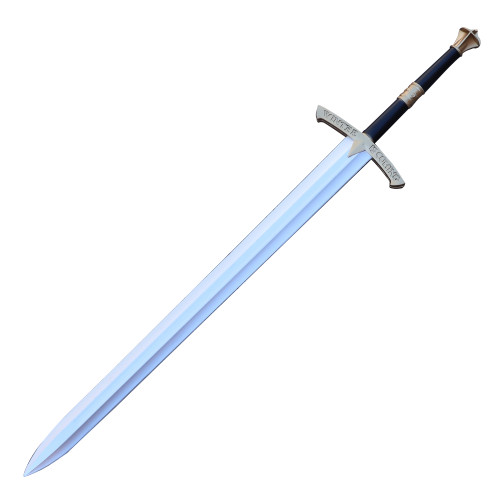 Medieval Gold Winter Foam LARP Costume Cosplay Replica Sword