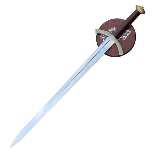Direwolf Replica Display Decorative Sword Wall Mount Included