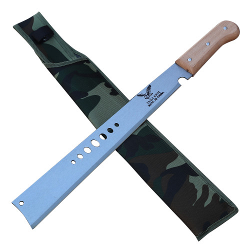 Survival Instincts Outdoor Tapanga Machete Knife