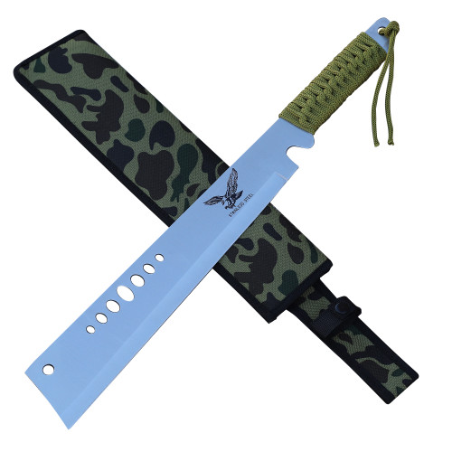 Castrator Stainless Steel Functional Outdoor Machete Knife