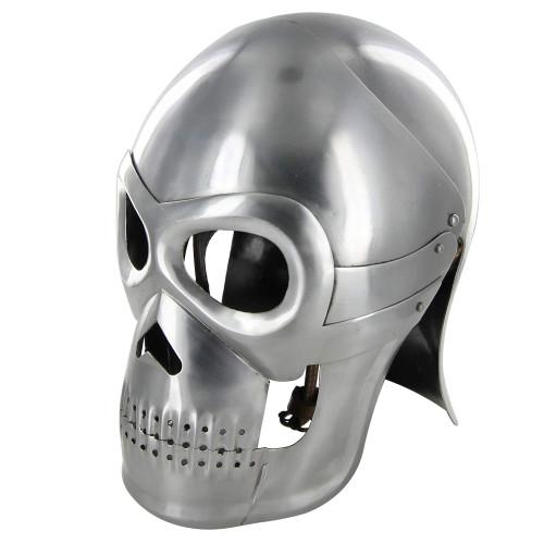 Fantasy Knight Skull Helmet