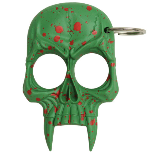 Corpse Killer Demonic Skull Self Defense Keychain