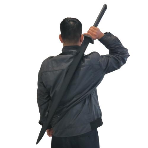Katana Bokken Shinai Foam Sword Large Nylon Carrying Case