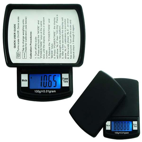 Mini Precision Scale 100g