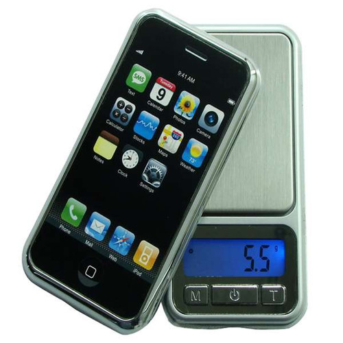 iPhone 1000g Pocket Scale