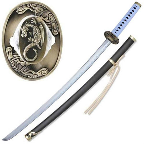 Devil May Cry Vergil Yamato Japanese Katana Replica Sword