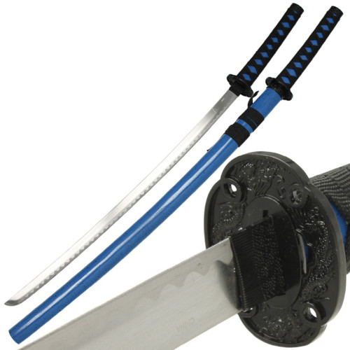 Guardian of the Dragon Oasis Samurai Japanese Katana Sword