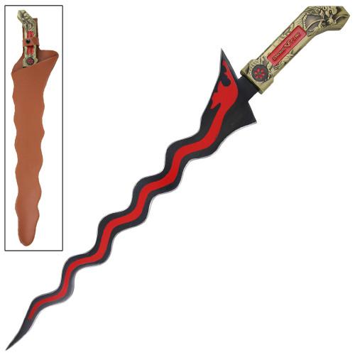 Ruby CF Game Dragon Cosplay Sword