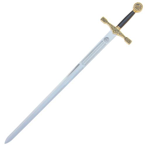 Sword of Excalibur King Arthur Golden