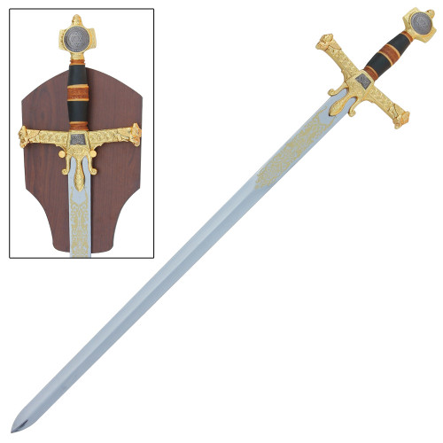 Sword Of King Solomon Black