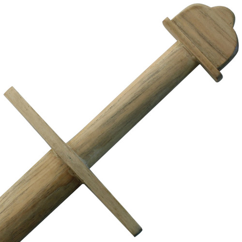 Wooden Practice Middle Age Sword