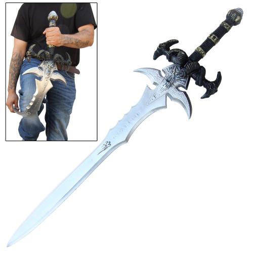 Frozen Throne War Runeblade Foam Sword