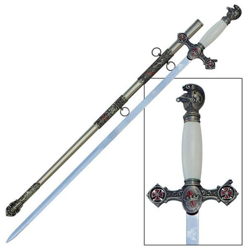 Beloved Disciple Saint Johns Sword of the Golden Knights