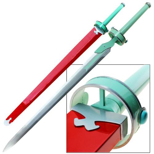 Asuna Yuukis Lambent Light Rapier Sword  SAO