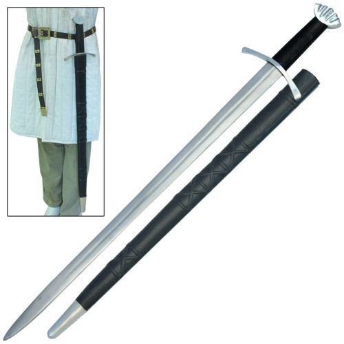 Scandinavian Norsemen Raiding Viking Sword