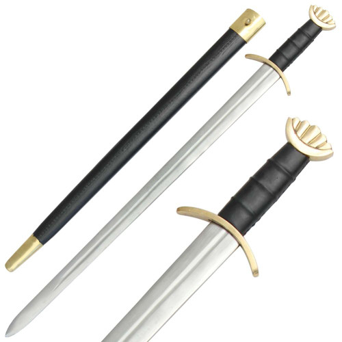 Brass Noble Savage Viking Combat Sword