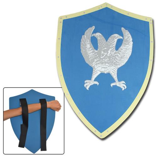 Heraldic Double Headed Eagle Foam Shield