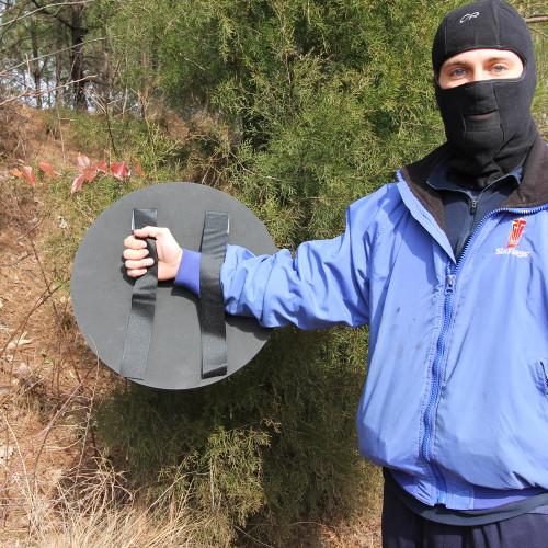Medieval Rebel Warrior Foam Shield