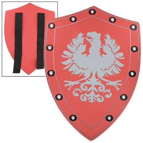 Prestigious Noble Eagle Medieval Foam Shield