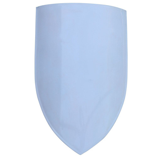 Classic European Medieval Blank Heater Shield