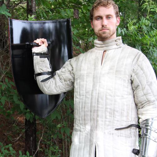 Medieval Templar Knight Heater Shield