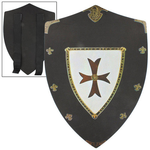 Temple of Solomon Knights Templar Medieval Foam Shield
