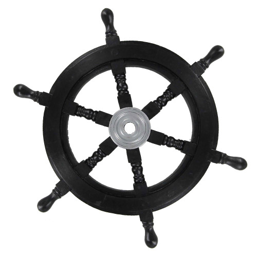Queen Anne's Revenge Pirate Ships Wheel