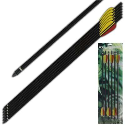 Survival Arrow Equipment Tactical Black 20 Inch