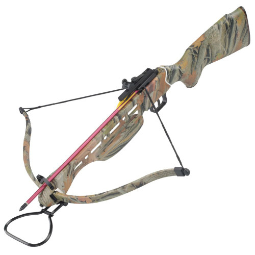 Hunting Recurve Autumn Camo 150LBS Crossbow