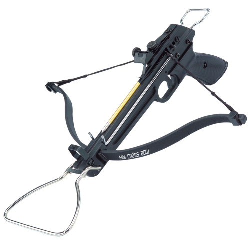 Aluminum Self Cocking 80lbs Crossbow