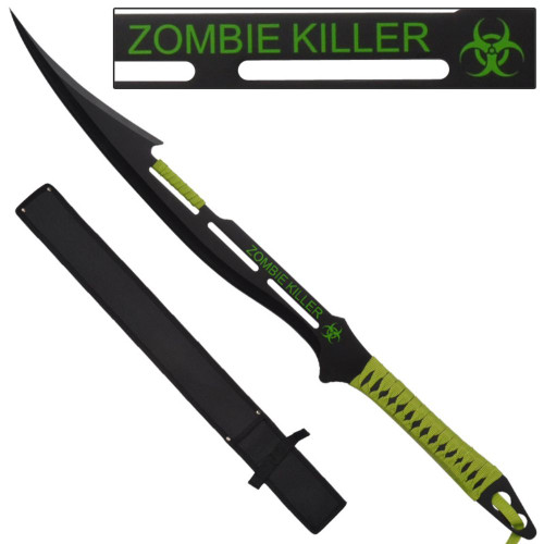 Apocalyptic Decapitator Sword 2G2-TR0102ZB