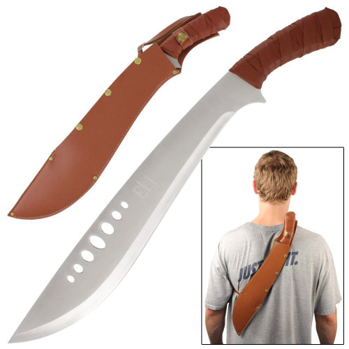 Prophets Book of Eli Legendary Kukri Machete