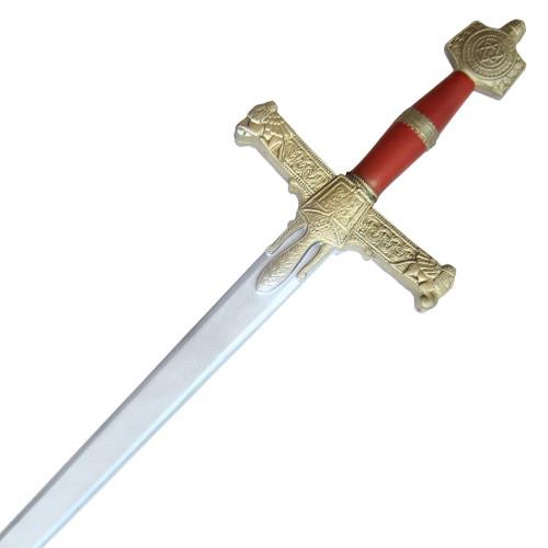 Foam Larp King Solomon Sword of Judgement