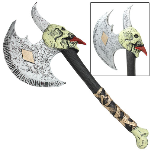 Norse Legendary Berserker Psycho Battle War Foam Axe