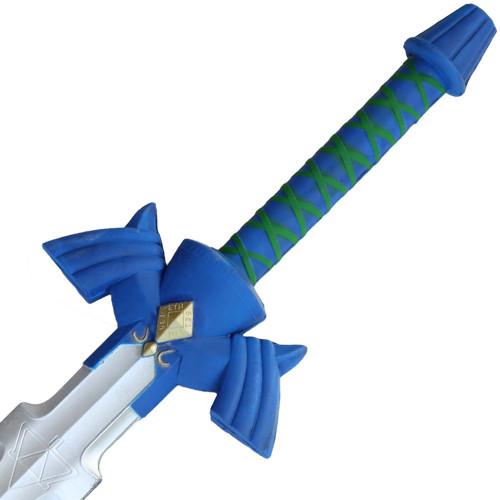 Skyward Legend of Zelda Foam Gaming Sword FREE Sheath Combo