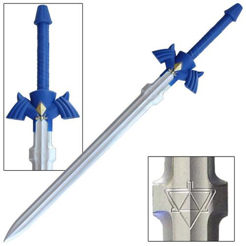 Triforce Twilight Princess Link Foam Sword FREE Sheath Combo