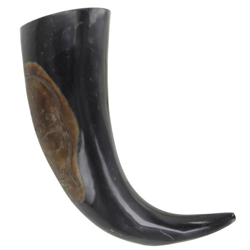 Scab of the Sea Pirate Drinking Horn