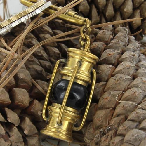 Nautical Navigational Keychain Lantern