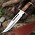 Bowie Code of the West Hunting Knife