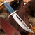 Fixed Blade Tanzania Ridge Hunting Knife