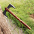 Forged Carbon Steel Iroquois Throwing Axe