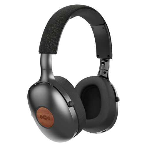 Schwarz | Positive Vibration XL Over-Ear Bluetooth® Kopfhörer