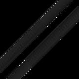 Toxin 100 Split Power Cable Pair Black