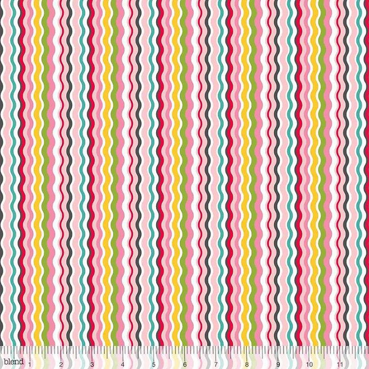 Blend Fabrics Piccadilly Zanie Multi Lancaster Home Fabric