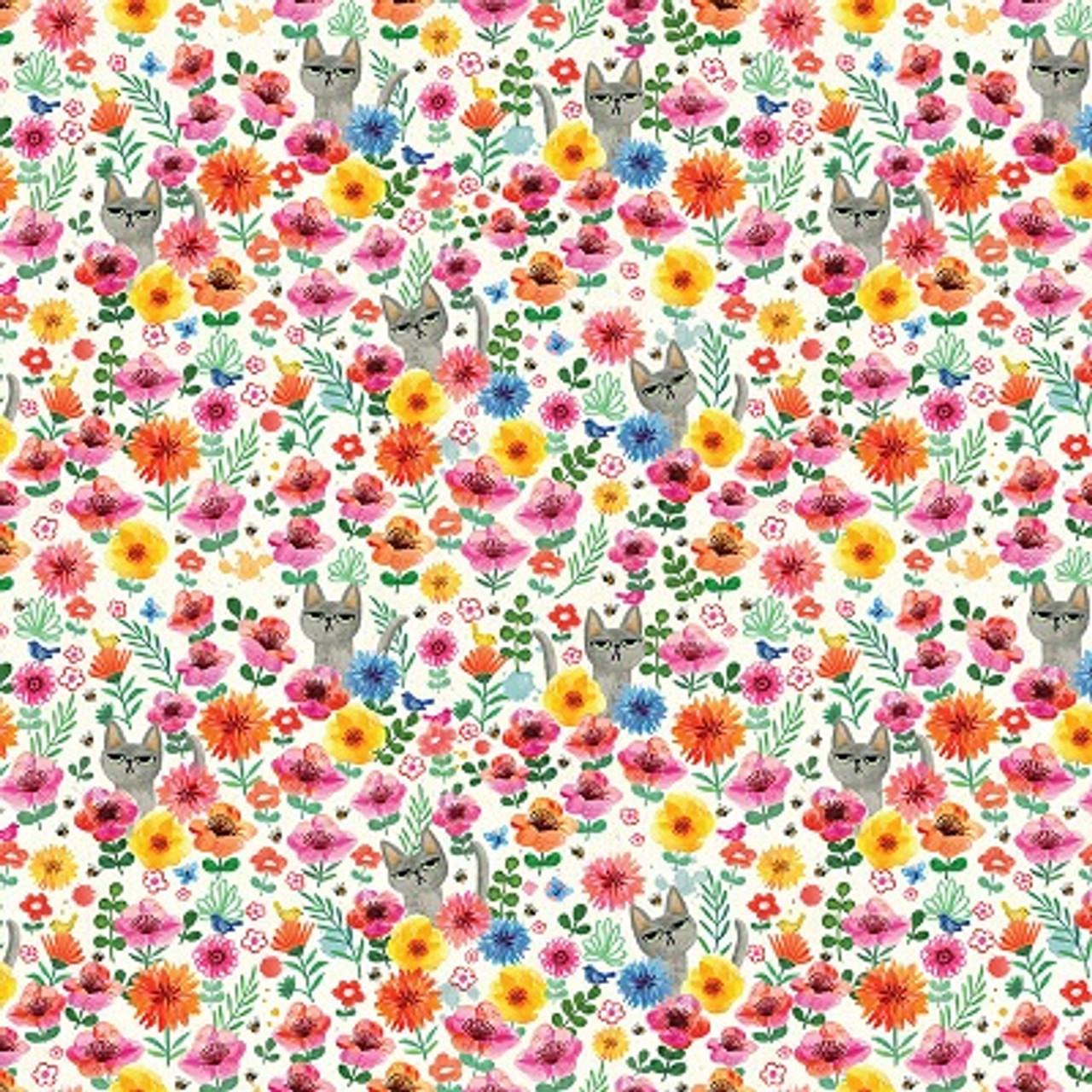 Dear Stella SALE 100/% Cotton Fabric Garden Party Lawn Chairs Deck