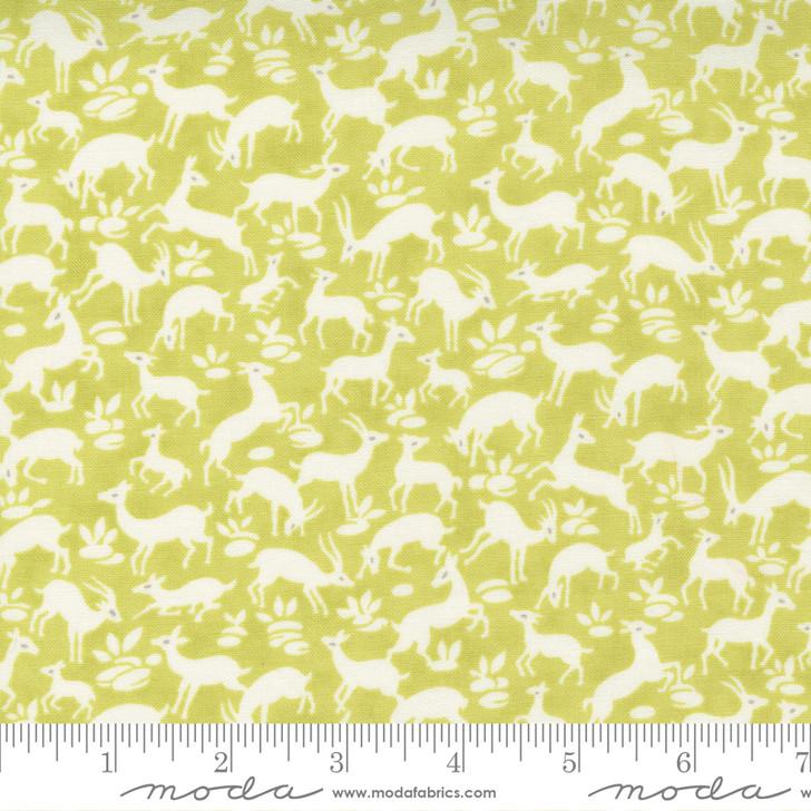 Moda - Pumpkins Blossoms - Frolic Animal Deer, Sprout