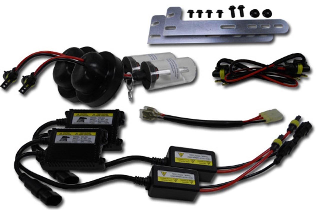 Xenon Headlight Light Bulb for 2003-2005 Honda Rincon TRX650